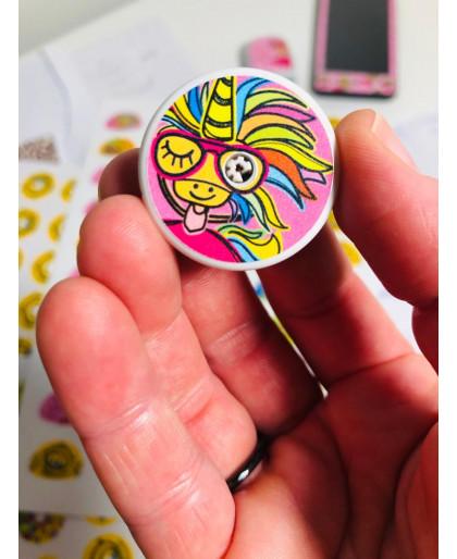 Sticker Princesse pour Capteur FreeStyle Libre 1 et 2