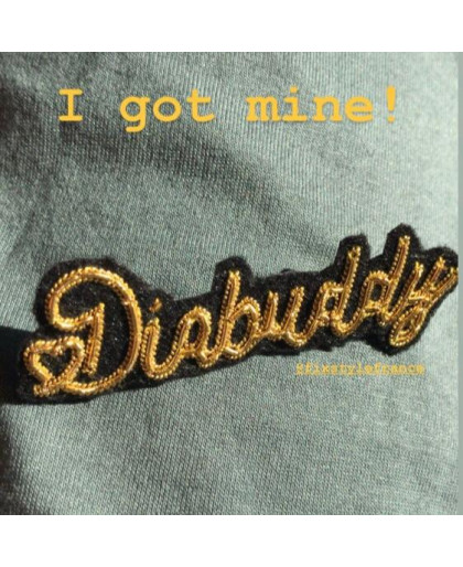 Broche Diabuddy