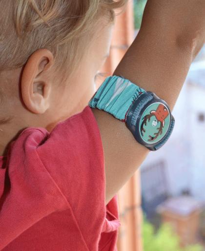Customised elastic bracelet only