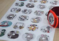 Stickers pour Capteur Freestyle Libre 1 et 2