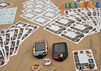Stickers pour Lecteur Freestyle Libre 1 et 2