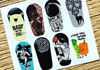 Stickers pour Capteur Decom G5 et G6